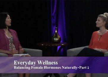 Balancing Female Hormones Naturally - Part 1