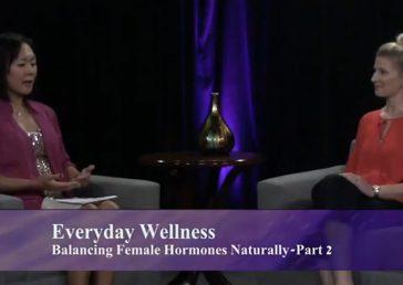 Balancing Female Hormones Naturally - Part 2