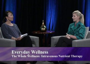 Healing with Intravenous Nutrient Therapy