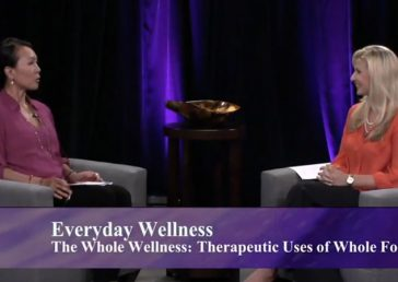 Therapeutic Uses of Whole Foods Part 1