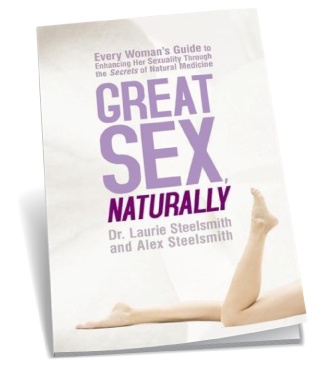 GREAT SEX, NATURALLY book