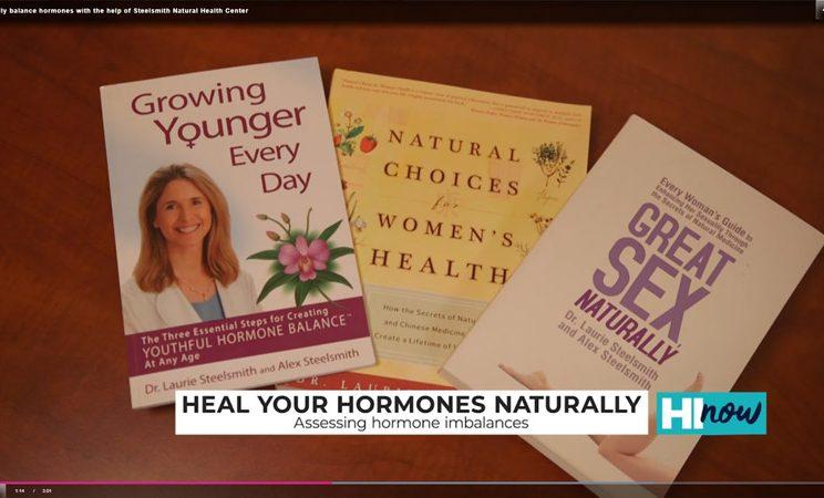 Heal Hormones Naturally