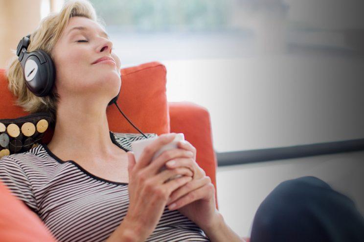 Sound heals!