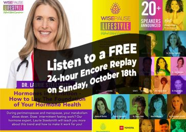 Encore: Dr. Steelsmith Speaks at WisePause Lifestyle Virtual Global Experience
